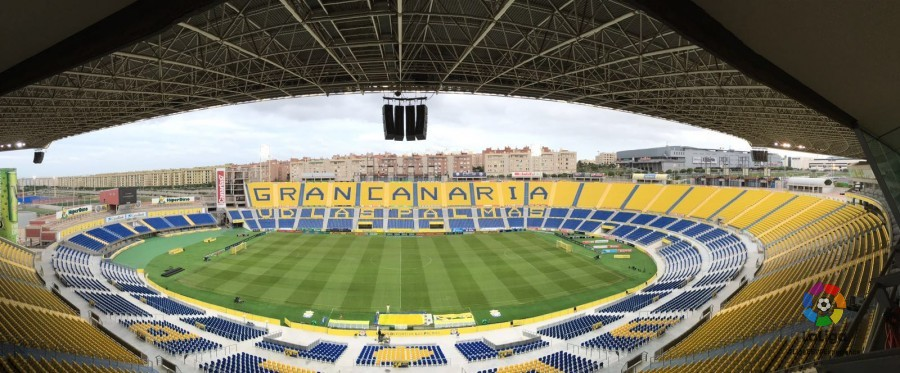 ud las palmas stadion