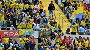 Die Fans von Union Deportiva