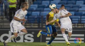Real Madrid Castilla - UD Las Palmas (Foto: LFP www.udlaspalmas.es)