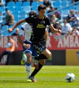 Real Zaragoza - UD Las Palmas (Foto: LFP.es)