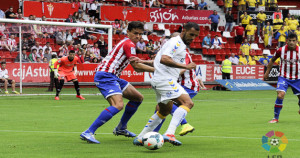 Playoff: Sporting de Gijon - UD Las Palmas (Foto: LFP - www.udlaspalmas.es)