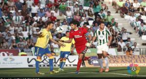 cordoba CF - UD Las Palmas (Foto: LFP - www.udlaspalmas.es)
