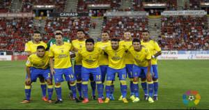 RCD Mallorca-UD Las Palmas (Foto: LFP - udlaspalmas.es)