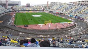 Estadio de Gran Canaria (15. November 2014)