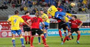 UD Las Palmas - CD Mirandés (Foto: Carlos Díaz Recio - udlaspalmas.es)