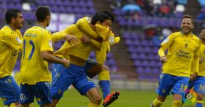Real Valladolid - UD Las Palmmas (Foto: LFP/udlaspalmas.es)