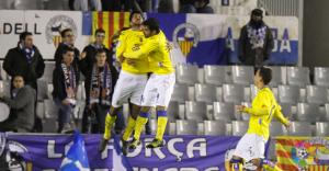 CE Sabadell - UD Las Palmas (Foto: LFP - udlaspalmas.es)