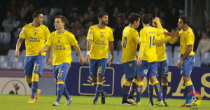 Celta de Vigo - UD Las Palmas (Foto: LFP / udlaspalmas.es)