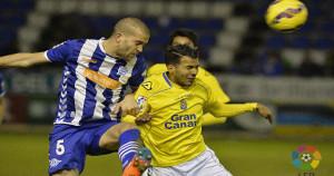 Deportivo Alavés - UD Las Palmas (Foto: LFP (udlaspalmas.es))