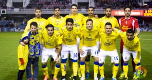 FC Barcelona B - UD Las Palmas (Foto: LFP / udlaspalmas.es)