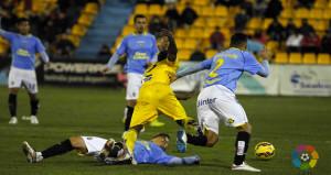 AD Alcorcon- UD Las Palmas (Foto: LFP / udlaspalmas.es)