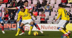 CD Lugo - UD Las Palmas (Foto: LFP - udlaspalmas.es)