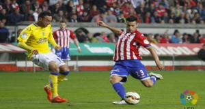 Sporting de Gijon - UD Las Palmas (Foto: LFP / udlaspalmas.es)