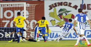 CD Leganés - UD Las Palmas (Foto: LFP/www.udlaspalmas.es)