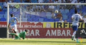 Real Zaragoza - UD Las Palmas (Foto: LFP / udlaspalmas.es)