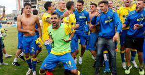UD Las Palmas - Real Zaragoza - Playoff Finale 2015 (Foto: Carlos Díaz Recio / www.udlaspalmas.es)