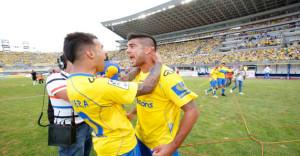 UD Las Palmas - Real Zaragoza - Playoff Finale 2015 (Foto: Carlos Díaz Recio / Iván León Santiago / www.udlaspalmas.es)