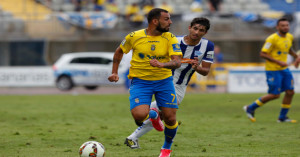 UD Las Palmas - Deportivo Alavés (Foto: Carlos Díaz Recio / udlaspalmas.es)