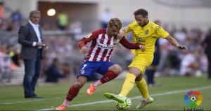 Atletico Madrid - UD Las Palmas (Foto: LaLiga - udlaspalmas.es)