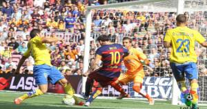 FC Barcelona - UD Las Palmas (Foto: La Liga - udlaspalmas.es)