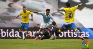 Celta de Vigo - UD Las Palmas (Foto: La Liga - udlaspalmas.es)