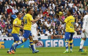 Real Madrid - UD Las Palmas (Foto: LaLiga/udlaspalmas.es)