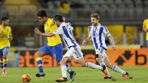 UD Las Palmas - Real Sociedad (Foto: udlaspalmas.es)