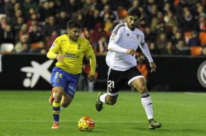 FC Valencia . UD Las Palmas (Foto: Superdeporte)