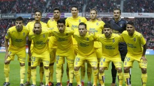 Sporting de Gijón - UD Las Palmas (Foto: udlaspalmas.es)