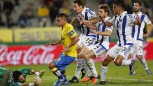 UD Las Palmas - Real Sociedad - Copa del Rey (Foto: udlaspalmas.es)