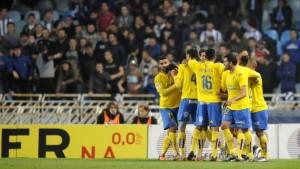 Real Sociedad - UD Las Palmas (Foto: www.udlaspalmas.es)