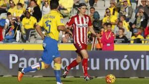UD Las Palmas - Atlético Madrid (Foto: udlaspalmas.es)