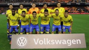 Valencia CF - UD Las Palmas (Foto: udlaspalmas.es)