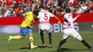 Sevilla FC - UD Las Palmas (Foto: udlaspalmas.es)