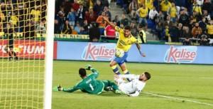 UD Las Palmas - Real Madrid (Foto: udlasplamas.net / Toño Suárez))
