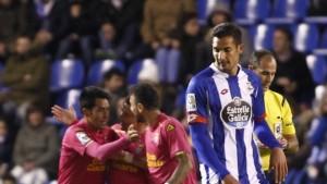 Deportivo La Coruña - UD Las Palmas (Foto: udlaspalmas.es)