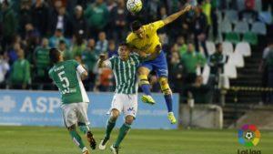 Real Betis - UD Las Palmas (Foto: udlaspalmas.es)