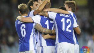 Real Sociedad - UD Las Palmas (Foto: udlaspalmas.es)