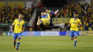 UD Las Palmas - Real Madrid (Foto: udlaspalmas.es)