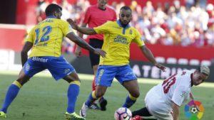 Sevilla CF - UD Las Palmas (Foto: udlaspalmas.es)