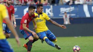CA Osasuna - UD Las Palmas (Foto: udlaspalmas.es)