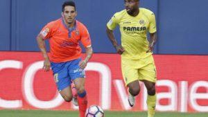 Villarreal CF - UD Las Palmas (Fot: udlaspalmas.es)