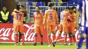 Deportivo Alavés - UD Las Palmas (Foto: udlaspalmas.es)
