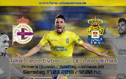 Real Deportivo – UD Las Palmas