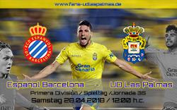 RCD Espanol – UD Las Palmas