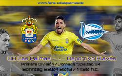 UD Las Palmas – Alavés