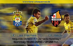 UD Las Palmas – CF Reus