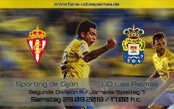 Sporting de Gijón – UD Las Palmas