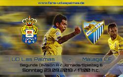 UD Las Palmas – Málaga CF