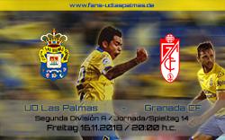 UD Las Palmas – Granada CF